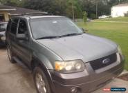 2006 Ford Escape for Sale