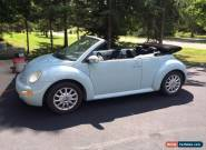 2004 Volkswagen Beetle - Classic for Sale