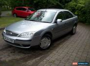 Ford Mondeo 1.8LX 2004 54 reg for Sale