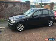 BMW 1 SERIES 2.0 118D SE 5DR  for Sale