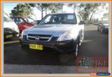 Classic 2004 Honda CR-V MY04 (4x4) Silver Manual 5sp M Wagon for Sale