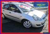 Classic 2006 Ford Fiesta WQ LX Silver Manual 5sp M Hatchback for Sale