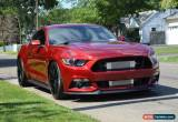 Classic 2015 Ford Mustang Performance Pack for Sale