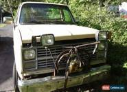 1983 Chevrolet Other Pickups for Sale