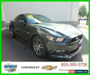 Classic 2016 Ford Mustang GT Premium for Sale