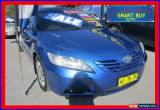 Classic 2008 Toyota Camry ACV40R 07 Upgrade Altise Blue Automatic 5sp A Sedan for Sale