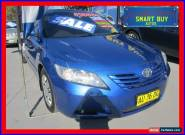 2008 Toyota Camry ACV40R 07 Upgrade Altise Blue Automatic 5sp A Sedan for Sale