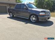 Ford: F-150 Harley Davidon Edition for Sale