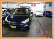 2003 Toyota Estima ACR30 AERAS Blue Automatic 4sp A Wagon for Sale