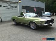 1969 Ford Mustang 2 Dr. for Sale