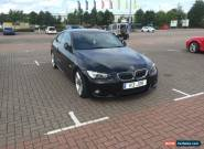 2010 BMW 335D M SPORT AUTO BLACK for Sale