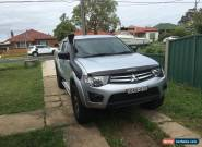 2008 MY09 MITSUBISHI TRITON VR AUTO TURBO DIESEL  for Sale