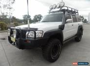2007 Nissan Patrol GU IV MY06 DX Automatic 4sp A Wagon for Sale