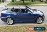 Classic 2002 BMW M3 M3 for Sale