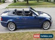 2002 BMW M3 M3 for Sale