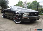 2007 Ford Mustang 2dr Conv GT for Sale