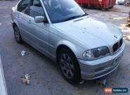 BMW E46    (sold spares or repair) for Sale