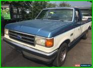 1990 Ford F-150 XLT for Sale