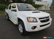 2008 Holden Colorado RC LT-R White Manual 5sp M 4D UTILITY for Sale