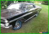 Classic 1963 Pontiac Parisienne for Sale
