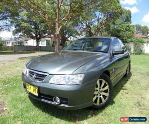 Classic HOLDEN BERLINA 2004VYII LOW MILEAGE NEW TYRES RELIABLE SERVCD RW REG 4LSEDAN CAR for Sale