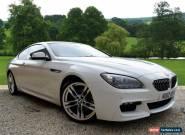 2012 BMW 6 Series 3.0 640d M Sport 2dr for Sale