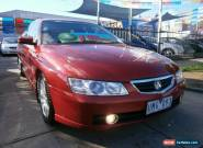 2004 Holden Berlina VY II Burgundy Automatic 4sp A Sedan for Sale