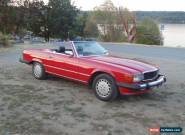 Mercedes-Benz : SL-Class 560 SL for Sale