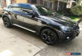 Classic 2009 BMW X6 for Sale