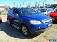 2008 Holden Captiva LX 7 SEATER TURBO DIESEL AUTOMATIC 4D Wagon nr for Sale