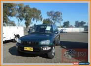 1998 Toyota RAV4 (4x4) Green Manual 5sp M Wagon for Sale