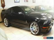 2008 Ford Mustang GT500 for Sale