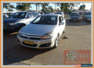 2006 Holden Astra AH MY06.5 CDX Silver Automatic 4sp A Hatchback for Sale