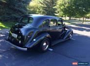 1937 Chevrolet 4-Door Sedan for Sale