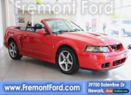 2003 Ford Mustang Cobra Conv for Sale