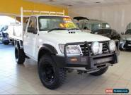 2006 Nissan Patrol GU 11, 4.2LTR TURBO DIESEL DX White Manual M for Sale