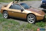 Classic 1986 Pontiac Fiero for Sale