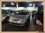 2003 Peugeot 307 XSE Silver Automatic 4sp A Hatchback for Sale