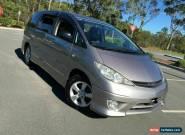2004 Toyota Estima Aeras Silver Automatic 4sp A Wagon for Sale
