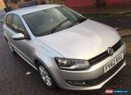 Volkswagen Polo 1.2 Match 5dr,2012 (62) great condition,silver for Sale