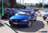 Classic 2006 Holden Commodore VE Omega V Blue Automatic 4sp A Sedan for Sale