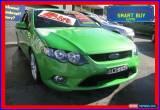 Classic 2008 Ford Falcon FG XR6 Green Automatic 6sp A Sedan for Sale