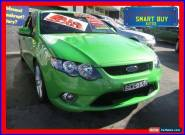 2008 Ford Falcon FG XR6 Green Automatic 6sp A Sedan for Sale