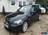 2007 BMW 5 Series 2.0 520d M Sport 4dr for Sale