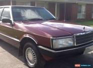 1985 ford fairlane Zl for Sale