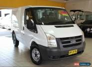 2007 Ford Transit LOW ROOF SWB VM White Manual M Van for Sale