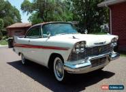 1958 Plymouth Other for Sale