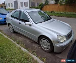 Classic 2003 Mercedes-Benz C-Class C240 for Sale