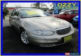 Classic 2002 Holden Statesman Whii V8 Automatic 4sp A Sedan for Sale