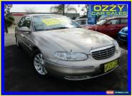 2002 Holden Statesman Whii V8 Automatic 4sp A Sedan for Sale